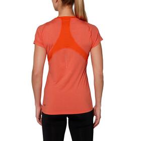asics Top - Camiseta Running Mujer - rojo